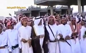 يوتيوب خالد الفيصل يلعب لعبة الخطوة مع أبناء عسير