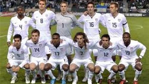 صور منتخب الولايات المتحدة الامريكية في كأس العال في البرازيل 2014