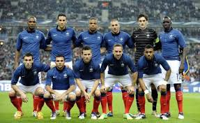صور منتخب فرنسا في كأس العالم في البرازيل 2014