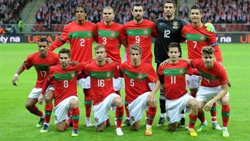 صور منتخب البرتغال في كأس العالم في البرازيل 2014