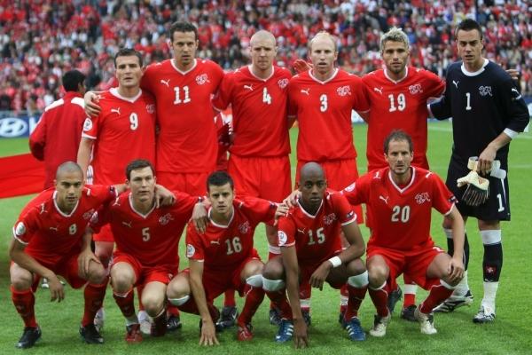 صور منتخب سويسرا في كأس العالم في البرازيل 2014