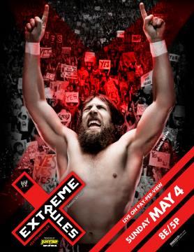مهرجان المصارعة إكستريم رولز 2014 , WWE Extreme Rules على قناة سكاي كالشو 12
