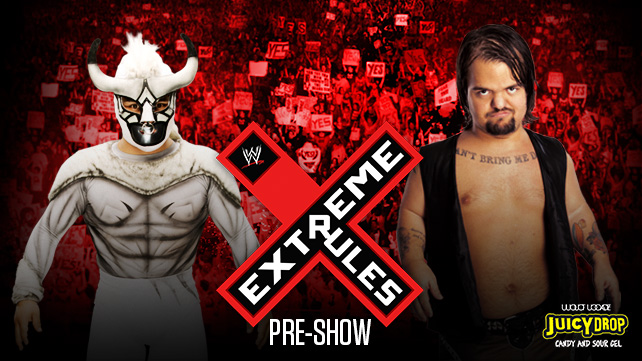 ���� ����� ����� ������� ������� ���� Extreme Rules 2014