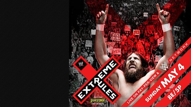 تفاصيل و احدات عرض Extreme Rules اليوم الاحد 4-5-2014 , اكستريم رولز اليوم الاثنين 5-5-2014