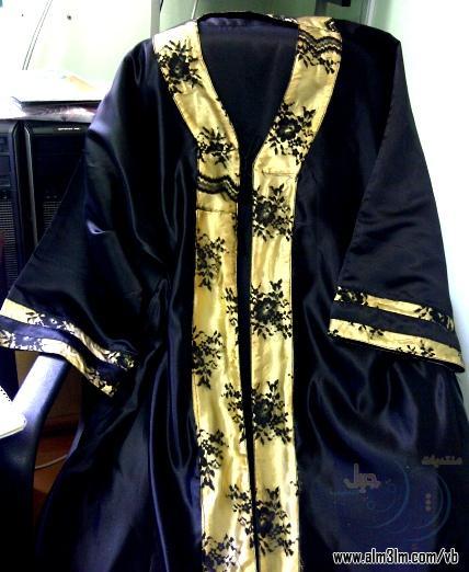 عباءات التخرج المرحلة الثانوية,عبايات تخرج بنات , تصميمات عبايات تخرج للثانوية و جامعات للبنات 2014