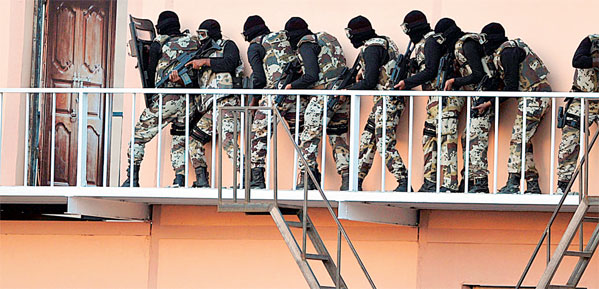 أخبار صحيفة اليوم اليوم الخميس 9-7-1435 , وزارة الداخلية تكشف عن تنظيم إرهابي على صلة بداعش