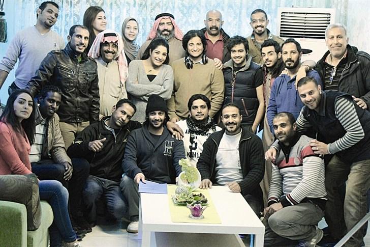 تفاصيل المسلسل الخليجي كعب عالي في شهر 2014