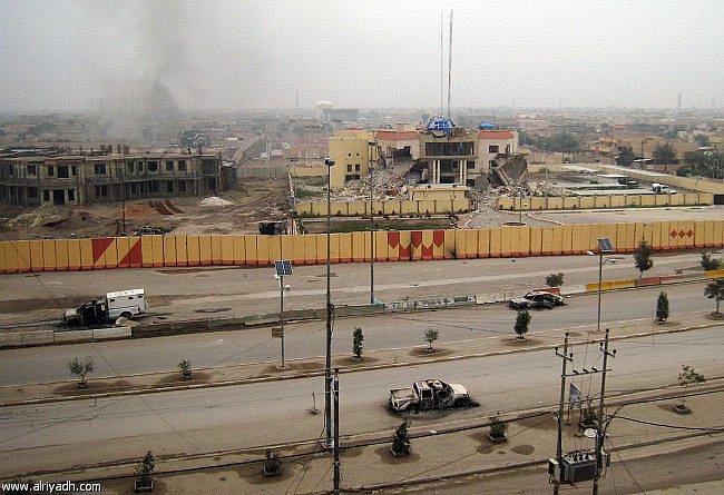 أخبار العراق اليوم الاحد 11-5-2014 , قصف بدأ منذ منتصف الليل واستمرتحتى الثامنة صباحا