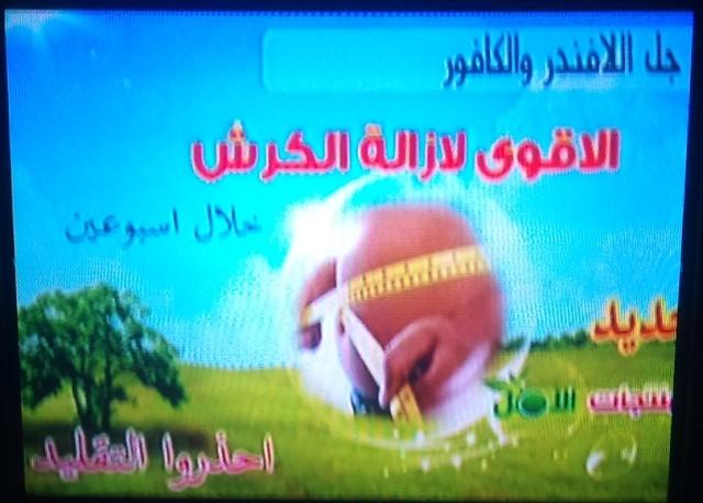 قناة الأمل مكان قناة abu alfeda TV