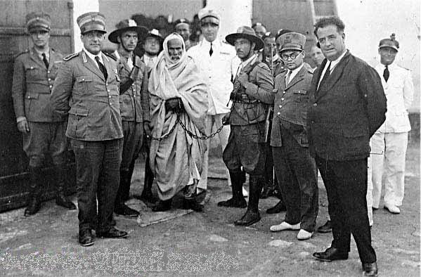 اقوال عمر المختار , حكم عمر المختار , تعرفعلى عمر المختار مجاهد ليبي حارب قوات الغزو الايطالية