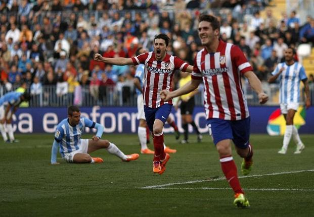 موعد مباراة اتلتيكو مدريد وملقا اليوم 11-5-2014 والقنوات الناقلة للمباراة