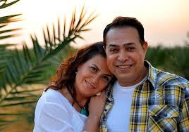 صور حكيم وزوجته , صور حكيم وزوجته واولاده