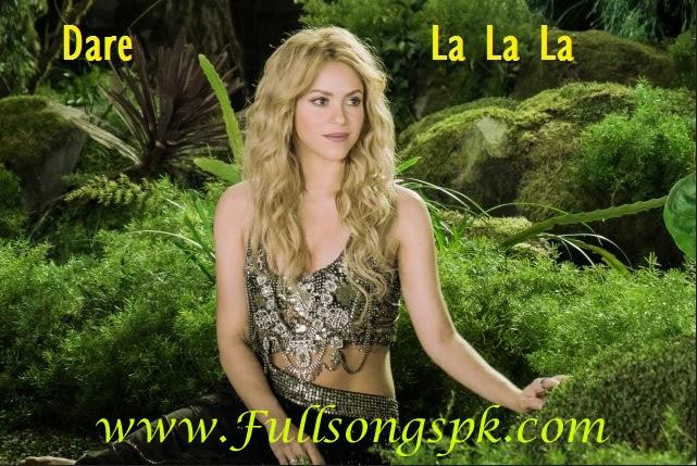 ���� ������ La La La , ����� ���� ����� ��� ������ 2014 , La La La - Shakira