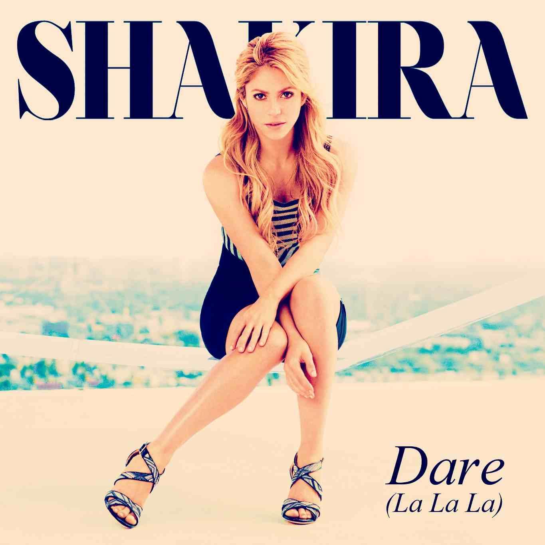 كلمات اغنية شاكيرا لكاس العالم Dare La La La