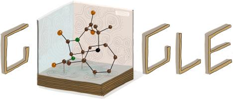 جوجل يحتفل بالذكرى 104 لميلاد العالمة الكيميائية دوروثي هودجكن 12 ايار