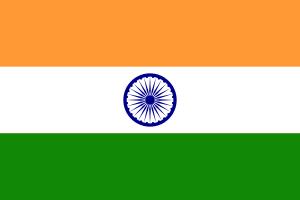 صور علم الهند , الوان علم دولة الهند
