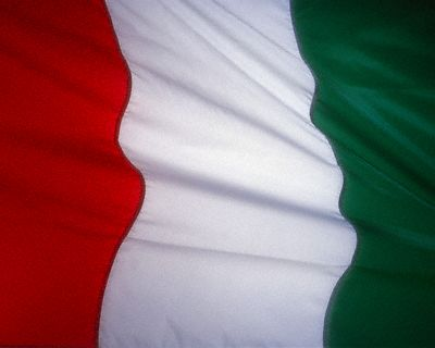 ��� ��� ������� , ����� ��� ���� ������� , The flag of Italy