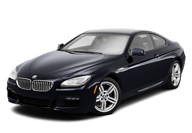 ����� ������� BMW 6 Series Coupe