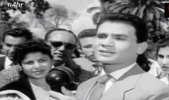 كلمات اغنية عبد الحليم حافظ , بحلم بيك , من فيلم حكاية حب