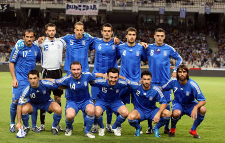 Photos Greece in World Cup