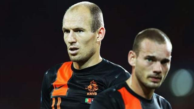 Photos Netherlands team in World Cup