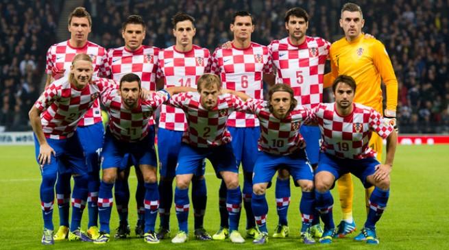 Photos Croatia in World Cup