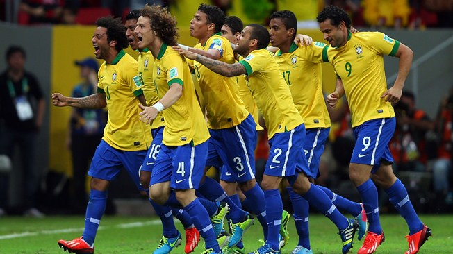 Photos Brazil in World Cup