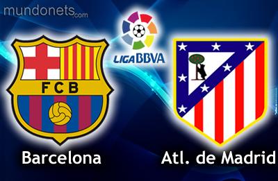 مشاهدة فيديو أهداف مباراة برشلونة وأتلتيكو مدريد في نهائي الدوري الاسباني اليوم السبت 17-5-2014