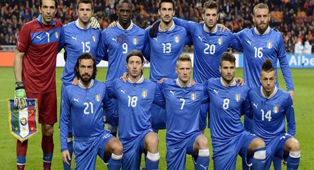 Photos of Italy in the World Cup