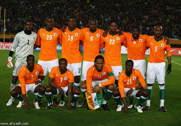 2014 Photos Ivory Coast in the World Cup