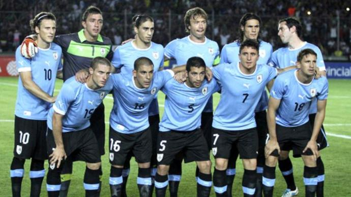 2014 Photos Uruguay in World Cup