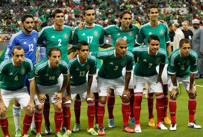2014 Photos Mexico in World Cup