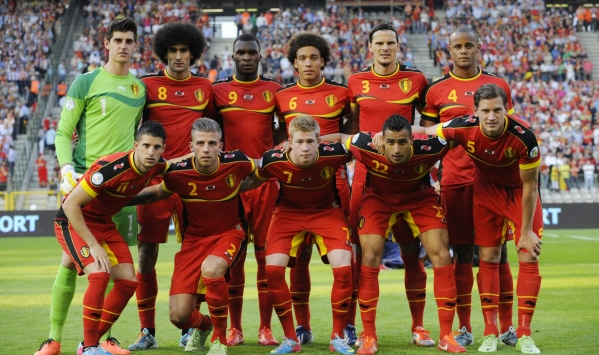 Photos of Belgium in World Cup