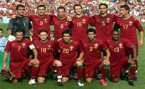Photos Portugal in World Cup