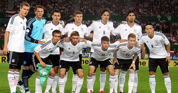 Photos Germany in the World Cup