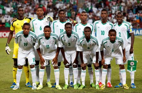 2014 Photos Nigeria in the World Cup