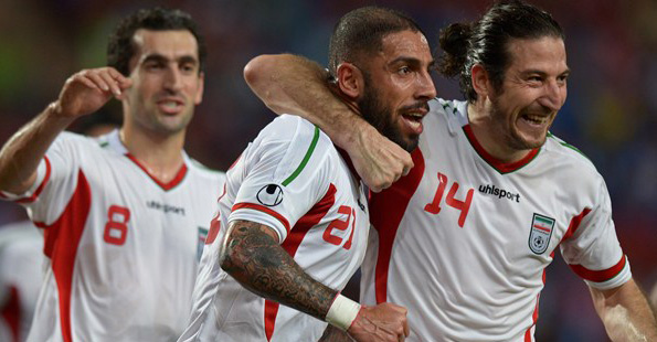2014 Photos of Iran in World Cup