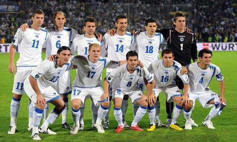 2014 Photos of Bosnia and Herzegovina in World Cup