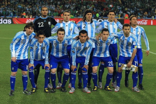 2014 Photos Argentina in World Cup