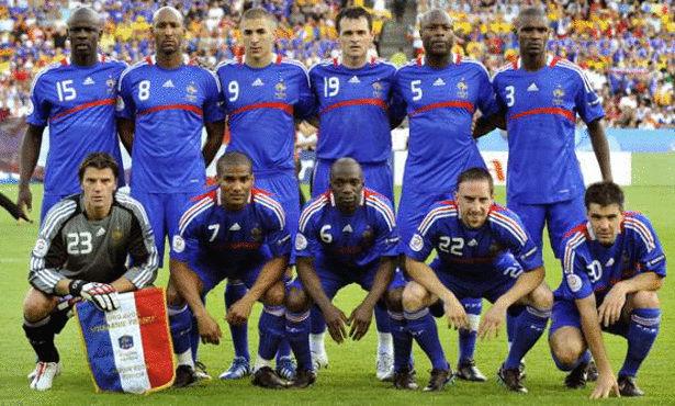 2014 Photos France's World Cup