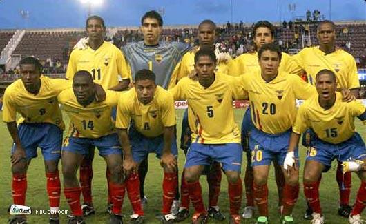 2014 Photos Ecuador in World Cup