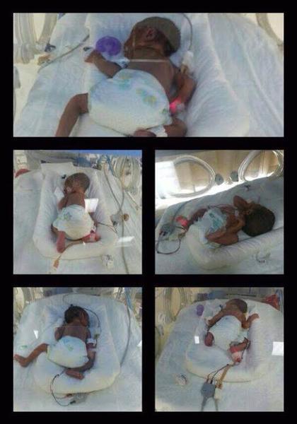 صور سعودية تنجب 5 مواليد توأم بالرياض 1435 , صور الاطفال السعوديين