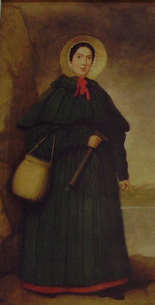 ���� ���� Mary Anning photos