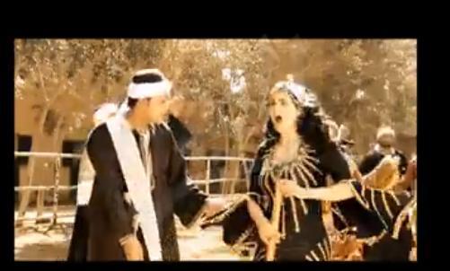 بالفيديو سما المصري تغني للسيسي وترقص صعيدي