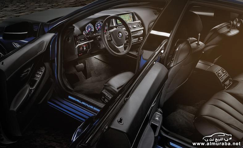 مواصفات بي ام دبليو 2015 البينا بي سكس اكس درايف , مميزات بي سكس هي 540 حصان و 4.4 لتر محرك تربو