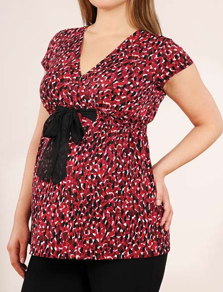 صور ملابس صيفي للحوامل في شهر رمضان ، ملابس منوعة للحوامل 2015