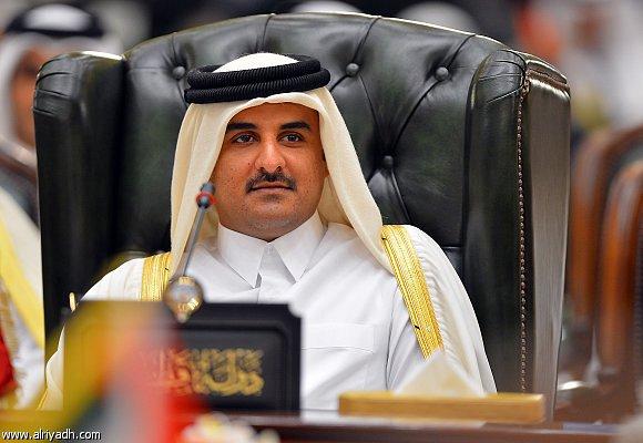 أخبار قطر اليوم الاثنين 9-6-2014 , أمير قطر يهنئ الرئيس المصري على أداء اليمين الدستورية