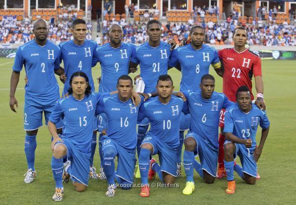 تشكيلة منتخب هندوراس في كأس العالم 2014