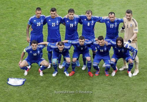 تشكيلة منتخب اليونان في كأس العالم 2014