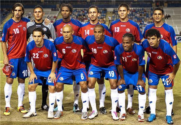 تشكيلة منتخب كوستاريكا في كأس العالم 2014